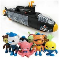 批发海底小纵队模型玩具