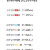 北京专利求购群@专利巴巴